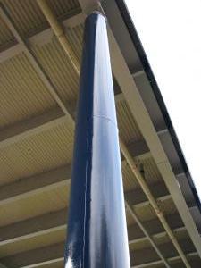 15 Tesan sanace mostních pylonů