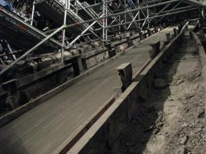 7 Tesan sanace eskalátorů stanice metra Anděl