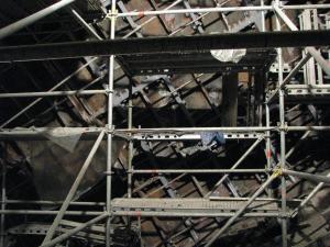 8 Tesan sanace eskalátorů stanice metra Anděl