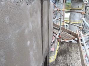 Sanace cementového sila Čertovy schody TESAN 2