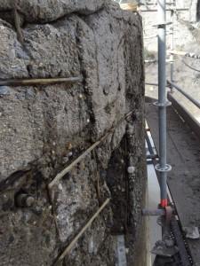 Sanace cementového sila Čertovy schody TESAN 3