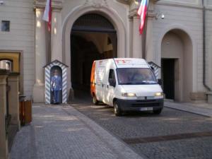 Sanace stropu Chrámu svatého Víta v Praze Tesan 2
