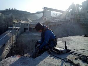 Starwork sanace železobetonové konstrukce 1