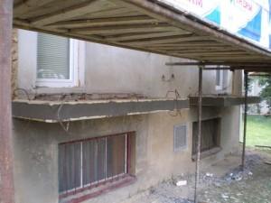 sanace balkonovych desek 1